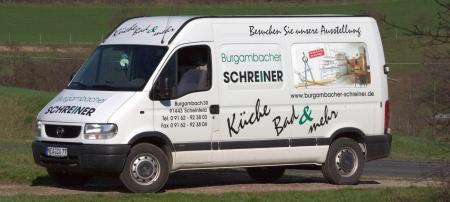 Burgambacher Schreiner Bus